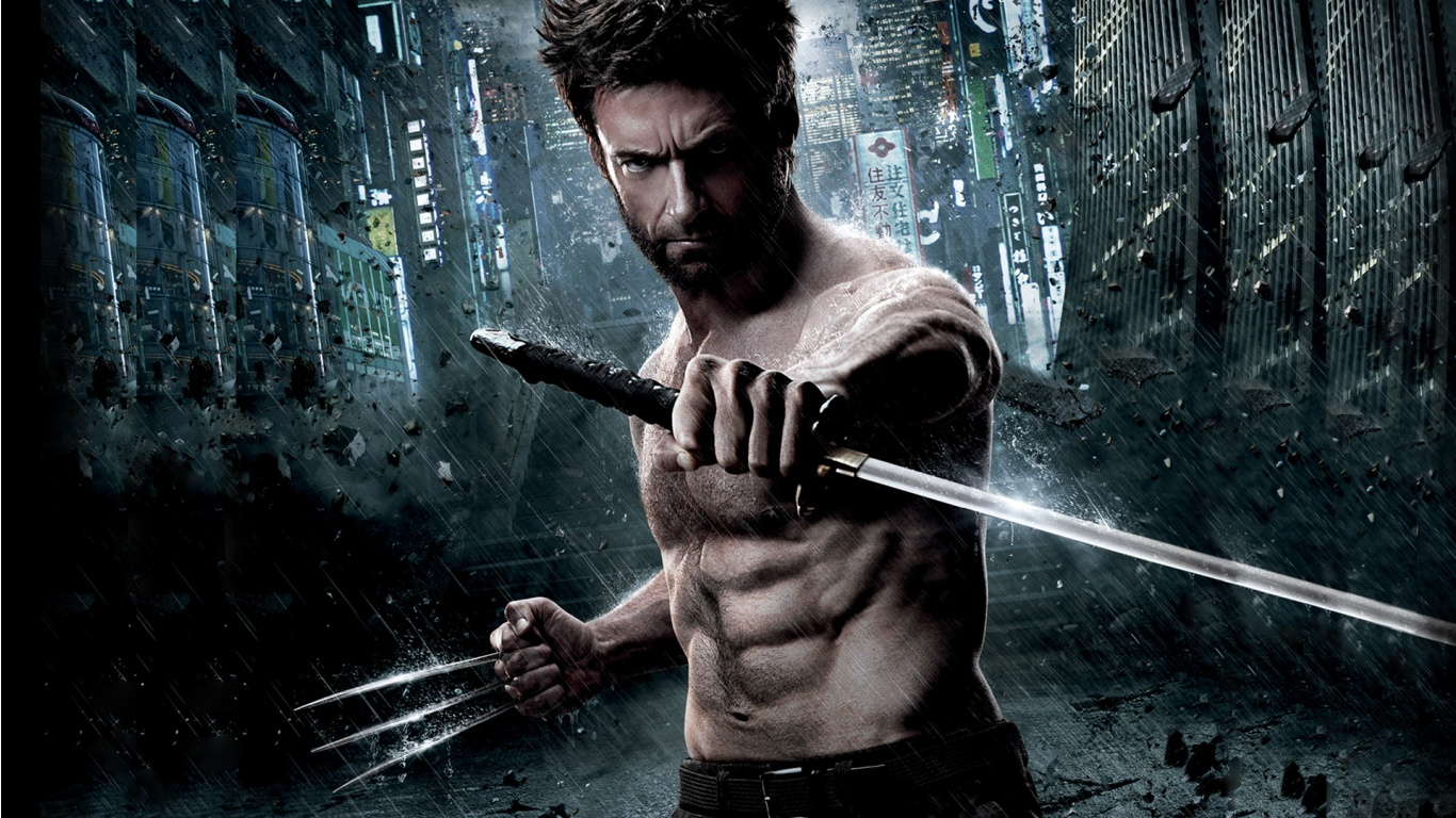 The Wolverine 2013: Never Before Seen Blog